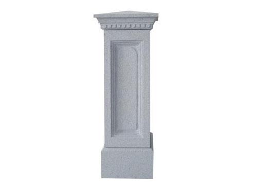 罗田芝麻灰墓碑